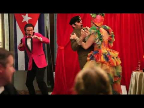 Comedy Dinner Theatre Video - Murder in Havana