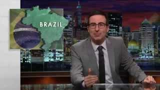 John Oliver - Brazilian Corruption - Legendado
