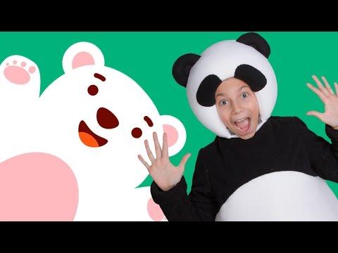 🐻 Три Медведя - Сборник - Веселые песенки для детей 🎵🎤 (видео)