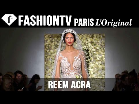 Fashion TV - Bridal Fall 2015 collection - Reem Acra | FashionTV For franchising opportunities with FashionTV, CONTACT US: http://www.fashiontv.com/contact CHANNEL http://youtube.com/FashionTV FACEBOOK ...