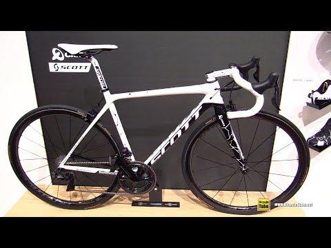 2017 Scott Addict Orica Scott Simon Yates Race Bike - Walkaround - 2017 Eurobike