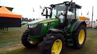 Video JOHN DEERE 5125 R MP3, 3GP, MP4, WEBM, AVI, FLV November 2017