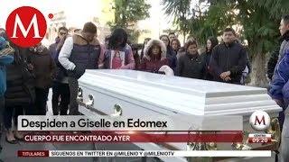 Despiden a Giselle en Edomex