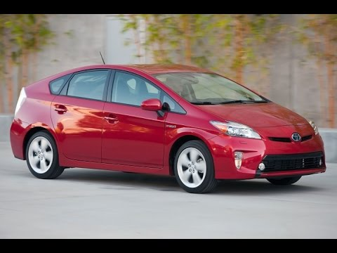 2015 Toyota Prius Start Up and Review 1.8 L 4-Cylinder Hybrid