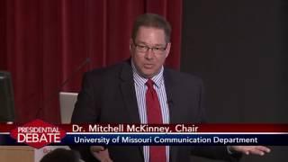 UNLV Presidential Debate Lecture Series Episode 2
