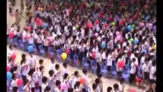 Khai giảng năm học 2010-2011 trường tiểu học trung tự