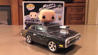 Nonton Dom Toretto in his 1970 Charger (Fast and Furious) POP! Rides #17 Film Subtitle Indonesia Streaming Movie Download