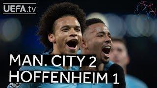 Download Video MAN. CITY 2-1 HOFFENHEIM #UCL HIGHLIGHTS MP3 3GP MP4