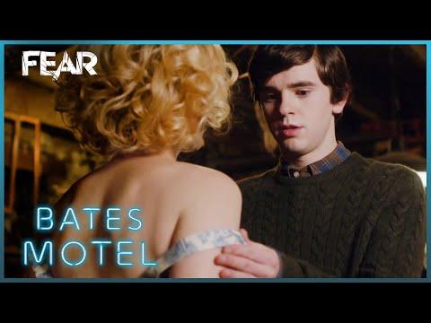 Norma Tells Norman's Secret | Bates Motel