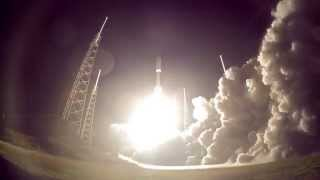 4K Video Of Atlas V / MUOS-3 Launch Using A GoPro Hero 4 Black