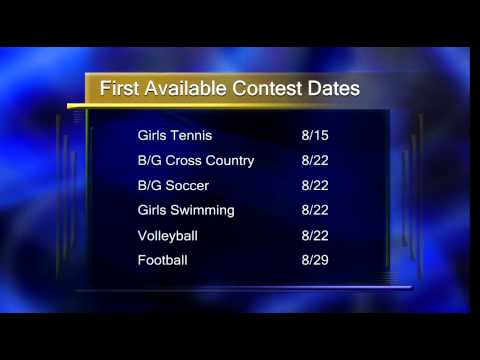 High School Fall Sports Teams Began Practice – Lakeland News Sports – August 12, 2013