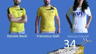 #vaporetti2017 Equipaggio N°34 Tecnokar