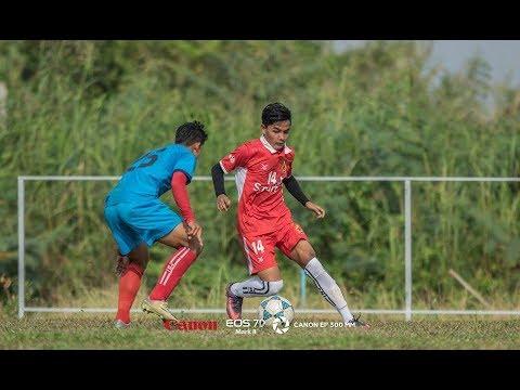 Asia Euro United vs Phnom Penh Crown FC 1-3 - All Goals & Highlights - Friendly Match - 12/02/2018