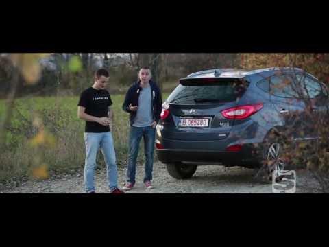 Test Hyundai ix35 facelift