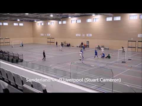 Sunderland Futsal Club V Liverpool Futsal Club Dev Highlights