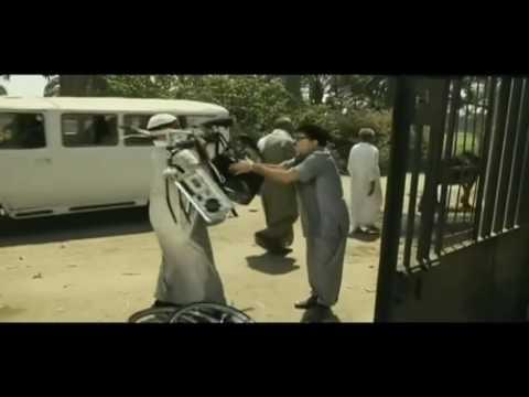 ابن الوزير يقلب رمضان فى الترعة ورمضان يرد عليه فى المدرسة | فيلم رمضان مبروك ابو العلمين حمودة