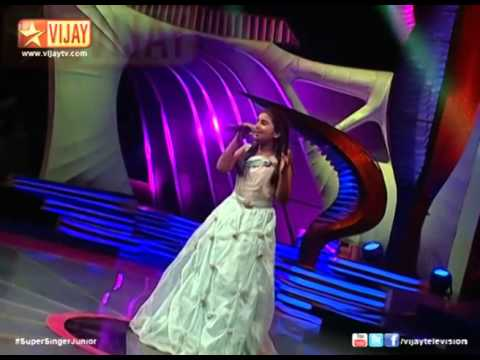 Sorgame Endralum By Anushya Super Singer Junior