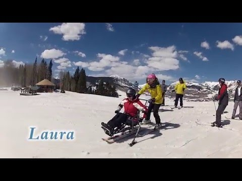 Adaptive Skiing in Crested Butte, CO