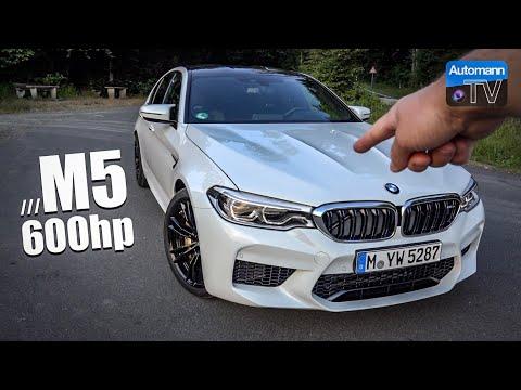 2018 BMW M5 F90 - #AutomannTalks