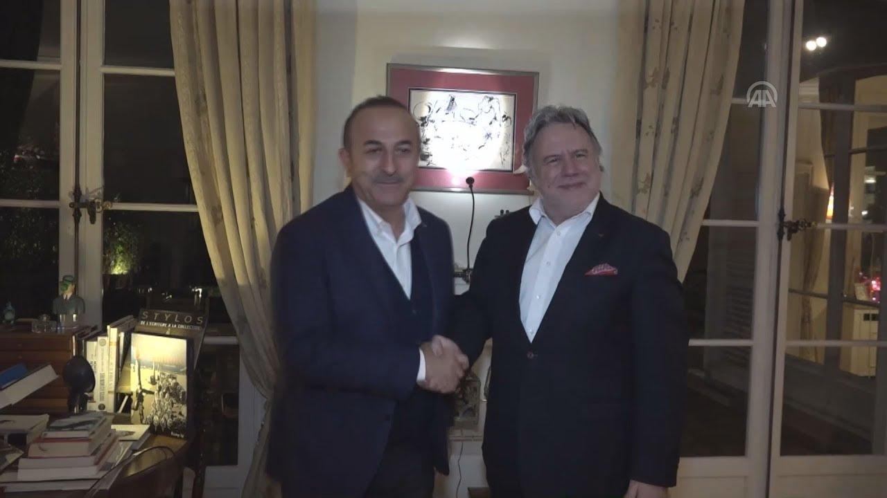 Σε πολύ καλό κλίμα η συνάντηση Κατρούγκαλου- Τσαβούσογλου στις Βρυξέλλες