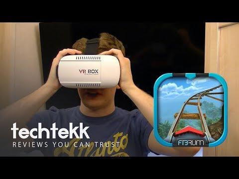 VR BOX 2.0GENERATION VIRTUAL REALITY 3D GLASSES