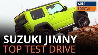 Video Suzuki Jimny 2019, la prueba definitiva ¿Mini Mercedes Clase G? Autoscout24 MP3, 3GP, MP4, WEBM, AVI, FLV September 2019