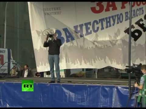 Задержание Удальцова, Навального, Немцова 6 мая