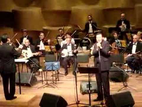 Benjamin Bouzaglo, orchestre andalou , Ma yiddishe Mama