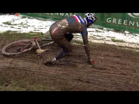 Mourey crash (видео)