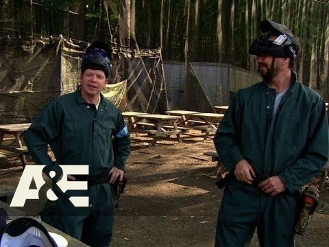 Wahlburgers: Bob Turns Up the Heat at Paintball (Season 2, Episode 8) | A&E