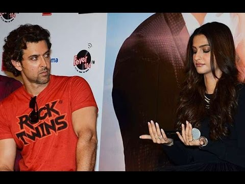 When Hrithik Roshan Called Sonam Kapoor Hot