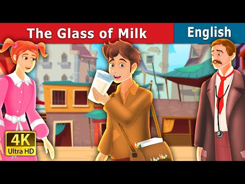 The Glass of Milk Story in English   Stories for Teenagers   English Fairy Tales