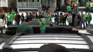 Kegs and Eggs Albany 2011 Riot - Music Video