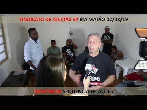 DENÚNCIA ATLETAS MATONENSE
