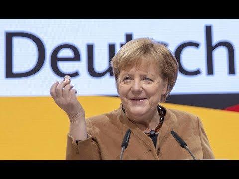 Ende einer Ära: Für den CDU-Machtkampf hat Merkel nur ...
