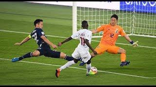 Video Highlights: Japan 1-3 Qatar (AFC Asian Cup UAE 2019: Final) MP3, 3GP, MP4, WEBM, AVI, FLV April 2019