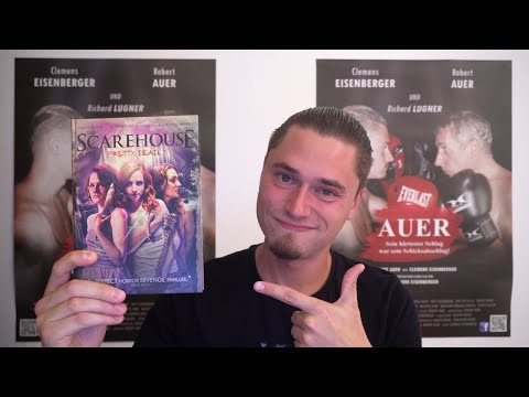 THE SCAREHOUSE (DT Blu-ray Mediabook Cover B) / Playzockers Blu-ray Check Nr. 522