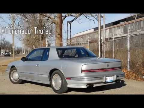 1990 Oldsmobile Toronado Trofeo Walk Around