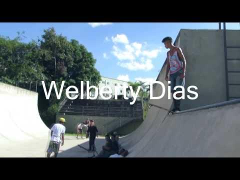 Rolê de Skate em Nova Lima com a galera de Mariana/MG