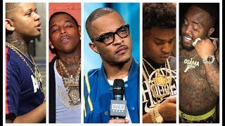 T.I Calls out Yella Beezy, Trap Boy Freddy, And All Dallas/DFW Rappers