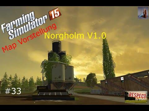 Norge Holm v1.4 Multifruit mit Unkraut-Mod