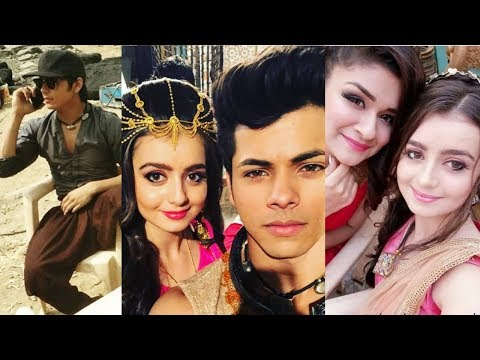 Aladdin Naam To Suna Hoga Serial Actor's Latest Offscreen Masti || Avneet Kaur || Siddharth Nigam