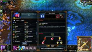 (HD 02) 5c5 malzahar part 2 - League Of Legend replays [FR] -