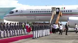 Video Arrival of President Enrique Peña Nieto, Republic of Mexico 11/17/2015 MP3, 3GP, MP4, WEBM, AVI, FLV Oktober 2017