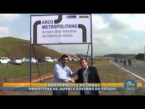 PACOTE DE OBRAS PREFEITURA E GOVERNO DO ESTADO