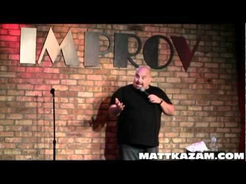 Toys, Kids, & Carseats 2012 - Stand Up Comedy By Matt Kazam