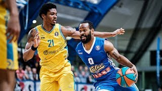 Hightlits of the match — VTB United league: «Kalev» vs «Astana»