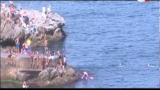 Video الجزائر : السباحة ومخاطر القفز من الصخور MP3, 3GP, MP4, WEBM, AVI, FLV Maret 2019