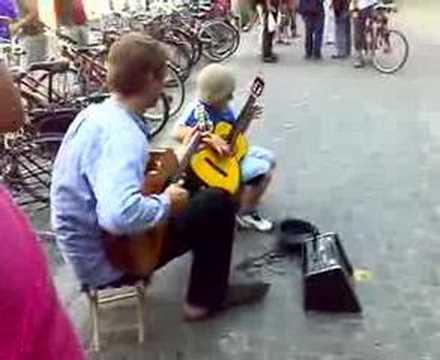 Niño prodigio de la Guitarra