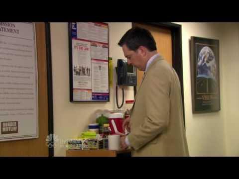 The Office Season 6 Episode 1 Part 2 : Gossip
